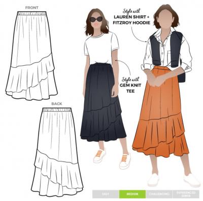 Sorrento Skirt (18-30)