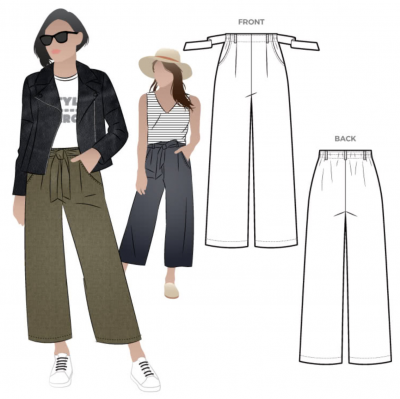 Clare Pant (size 18-30)