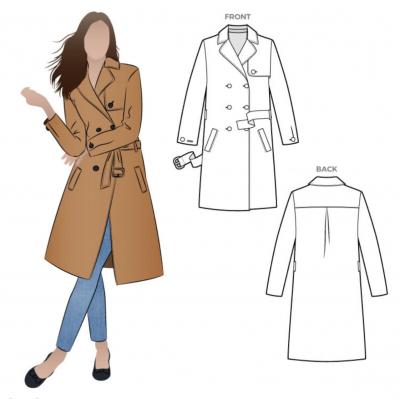 Tracy Tench Coat (size 18-30)
