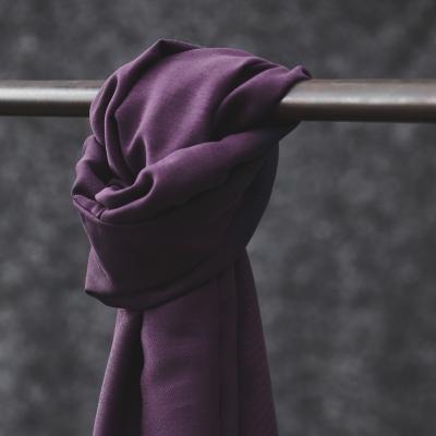 Smooth Drape Twill - Purple Night