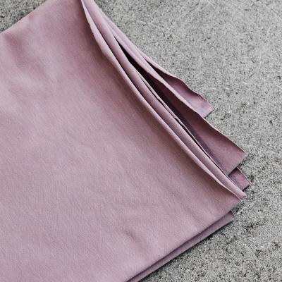 Organic Single Stretch Jersey - Lilac