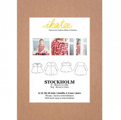 Stockholm Dress (6M-4Y)