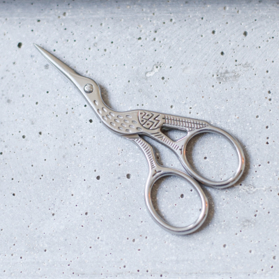 Storch Scissors - Silver