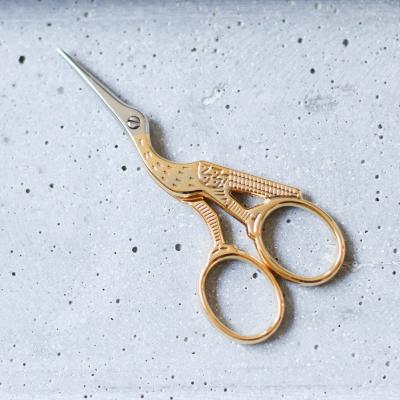 Storch Scissors - Gold