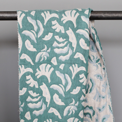Exotic Wave - Thick Jacquard