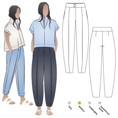 Teddy Designer Pant (size 18-30)
