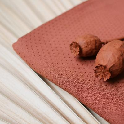 Viscose Dobby - Chestnut