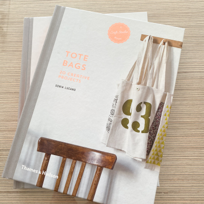Tote Bags - 20 Creative Projects