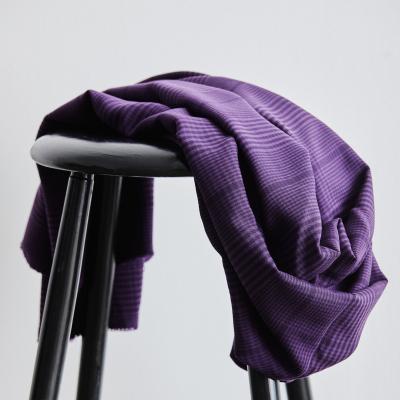 Two-tone Plaid - Purple Night