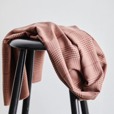 Two-Tone Plaid - Old Rose