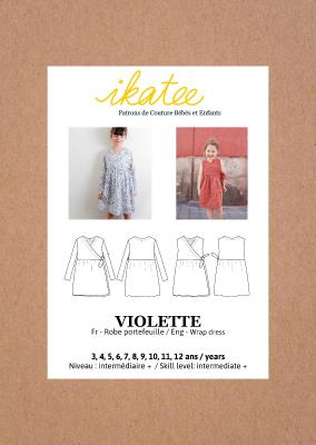 Violette Dress (3-12Y)