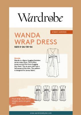 Wanda Wrap Dress