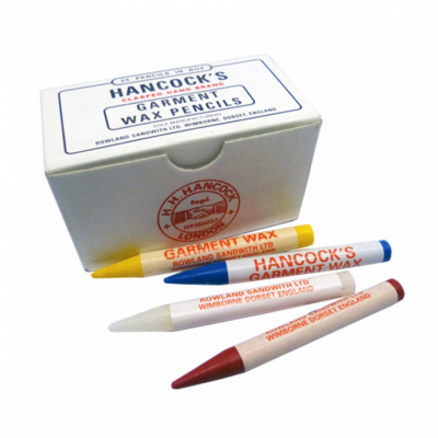 Wax Pencil - Yellow
