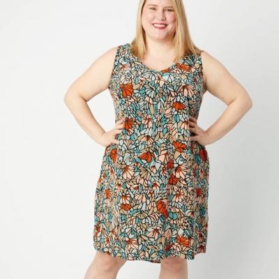 Webster Top & Dress (plus size)