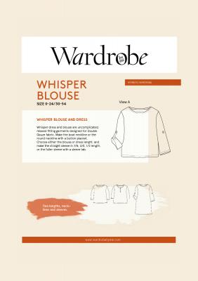 Whisper Blouse
