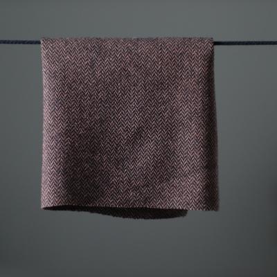 Balm Herringbone Tweed - Brown