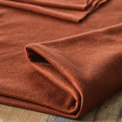 Organic Woolen Ottoman - Sienna