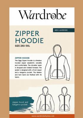 Ziggy Zipper Hoodie