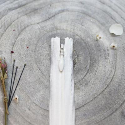 Invisible zipper, 60 cm - Off-white